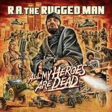 R.A. The Rugged Man - All My Heroes Are Dead - 3x LP Vinyl