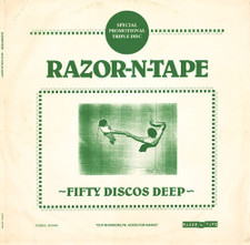 Various Artists - Fifty Discos Deep - 3x LP Vinyl