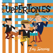The Uppertones - Easy Snapping - LP Vinyl
