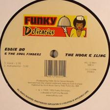 """Eddie Bo & The Soul Finders - Hook & Sling - 12"""" Vinyl"""