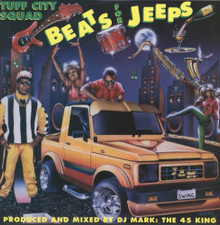 Tuff City Squad - Beats For Jeeps - LP Vinyl