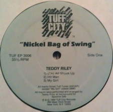 """Teddy Riley - Nickel Bag Of Swing - 12"""" Vinyl"""