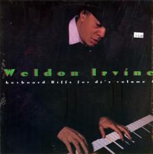 Weldon Irvine - Keyboard Riffs For DJ's Vol. 4 - LP Vinyl