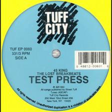 The 45 King - The Lost Breakbeats - Test Press - LP Vinyl