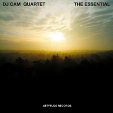 DJ Cam Quartet - The Essential - LP Colored Vinyl