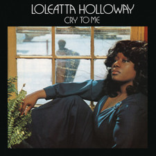 Loleatta Holloway - Cry To Me - LP Vinyl