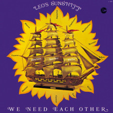 Leo's Sunshipp - We Need Each Other - LP Colored Vinyl