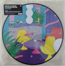 Kraak & Smaak - Pleasure Centre Remixed - LP Picture Disc Vinyl