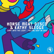 "Horse Meat Disco & Kathy Sledge - Jump Into The Light - 7"" Vinyl"