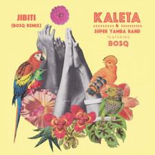 """Kaleta & Super Yamba Band - Jibiti (Bosq Remix) - 7"""" Vinyl"""