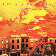 The African Dream - The African Dream - 2x LP Colored Vinyl