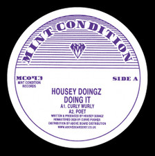 "Housey Doingz - Doing It - 12"" Vinyl"