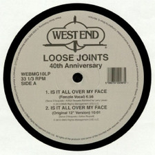 "Loose Joints - Is It All Over My Face (40th Anniversary) - 2x 12"" Vinyl+7"""
