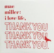 Mac Miller - I Love Life, Thank You - LP Vinyl