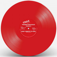 """Frankie Knuckles - Baby Wants To Ride / Your Love - 12"""" Colored Vinyl"""