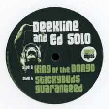 """Deekline & Ed Solo - King Of The Bongo - 12"""" Vinyl"""