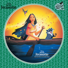 Various Artists - Songs From Pocahontas - LP Picture Disc Vinyl