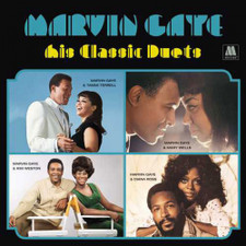 Marvin Gaye - His Classic Duets - LP Vinyl