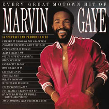 Marvin Gaye - Every Great Motown Hit Of Marvin Gaye - LP Vinyl