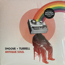 Smoove + Turrell - Antique Soul - LP Colored Vinyl