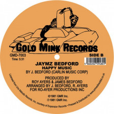 "Jaymz Bedford - Just Keep My Boogie - 12"" Vinyl"