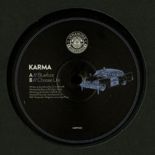 "Karma - Bluefoot / Choose Life - 12"" Vinyl"