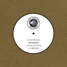 "Sub Basics - Walk & Skank / Forward - 10"" Vinyl"