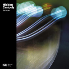 Karl Morgan - Hidden Cymbals: Bass & Drum Library - LP Vinyl