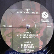 "FFF - Alert & Waiting Ep - 12"" Vinyl"