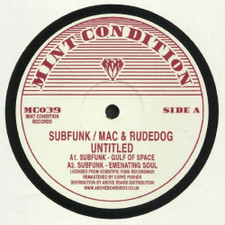 "Subfunk / Mac & Rudedog - Untitled - 12"" Vinyl"