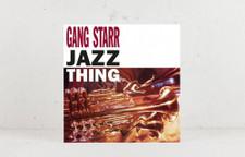 """Gang Starr - Jazz Thing - 7"""" Vinyl"""