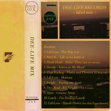 Jupiter Jax - Dee-Life Mix - Cassette