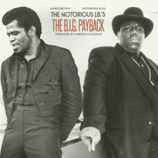 Biggie Vs James Brown - The B.I.G. Payback - LP Colored Vinyl