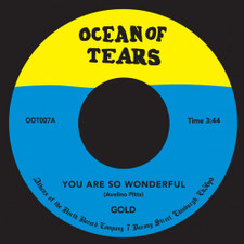 "Gold - You Are So Wonderful - 7"" Vinyl"