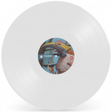 "Fisher - Ya Kidding - 12"" Colored Vinyl"