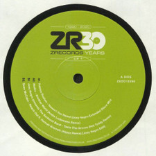"Various Artists - 30 Years Of Z Records Ep 1 - 12"" Vinyl"