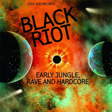 Various Artists - Black Riot (Early Jungle, Rave & Hardcore) - 2x LP Vinyl