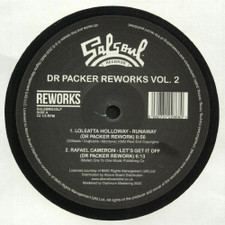 "Dr. Packer - Reworks Vol. 2 - 12"" Vinyl"