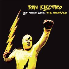 """Dan Electro - Let Them Come (The Remixes) - 12"""" Vinyl"""