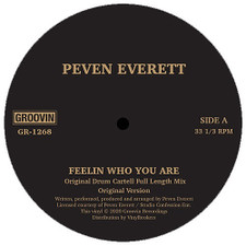 "Peven Everett - Feelin Who You Are - 12"" Vinyl"
