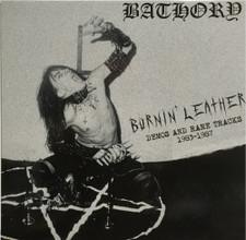 Bathory - Burnin' Leather Demos & Rare Tracks 1983-1987 - LP Vinyl