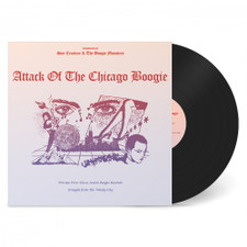 "Various Artists - Attack Of The Chicago Boogie - 12"" Vinyl"