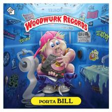 """DJ Woody - Porta Bill - 7"""" Colored Vinyl"""