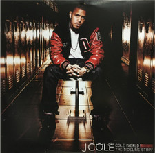 J. Cole - Cole World: The Sideline Story - 2x LP Vinyl
