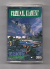 Criminal Elament - Undaground Railroad - Cassette