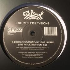 """The Reflex - Salsoul Revisions Pt. 2 - 12"""" Vinyl"""