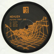 "Nehuen - Psyops Pt. 1 - 12"" Vinyl"