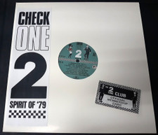Various Artists - Check One-2: Tribute To 2 Tone - LP Vinyl
