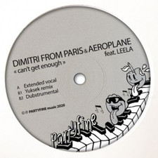 "Dimitri From Paris & Aeroplane - Can't Get Enough - 12"" Vinyl"