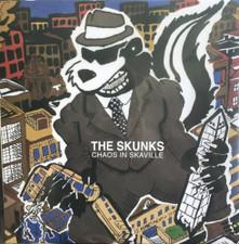 The Skunks - Chaos In Skaville - LP Vinyl